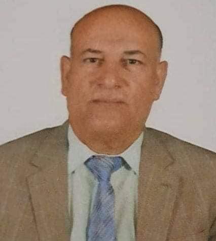 كلمة السيد عميد كلية التربية الاساسية( أ.م.د.عبد الباري مايح ماضي) بمناسبة اليوم العالمي للعلم